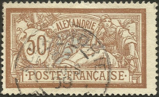 Alexandria #27 (1902)