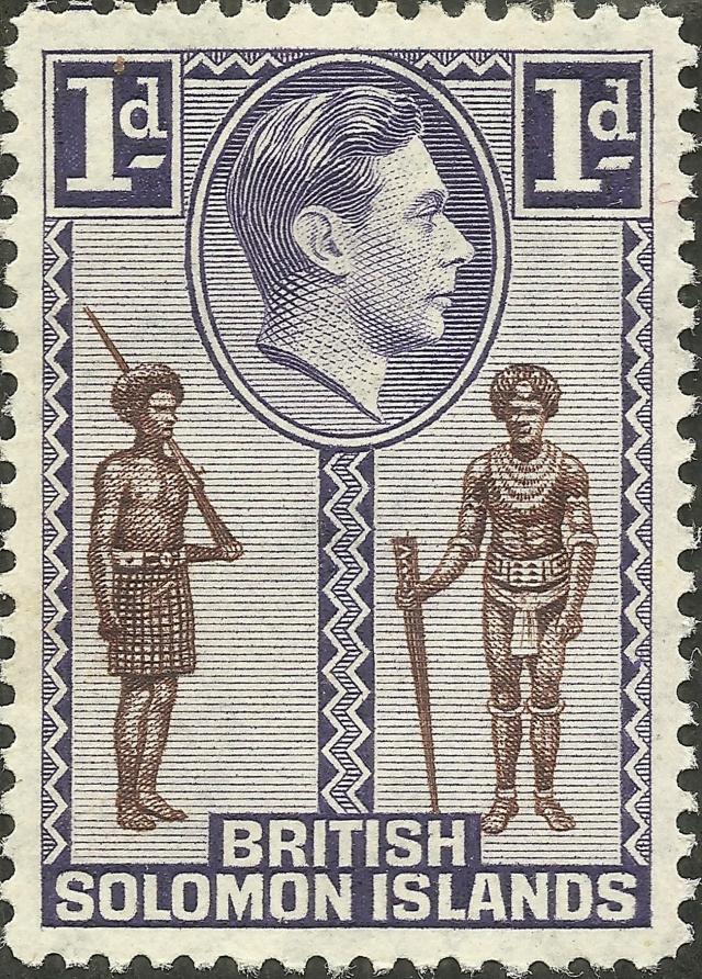 British Solomon Islands #68 (1939)