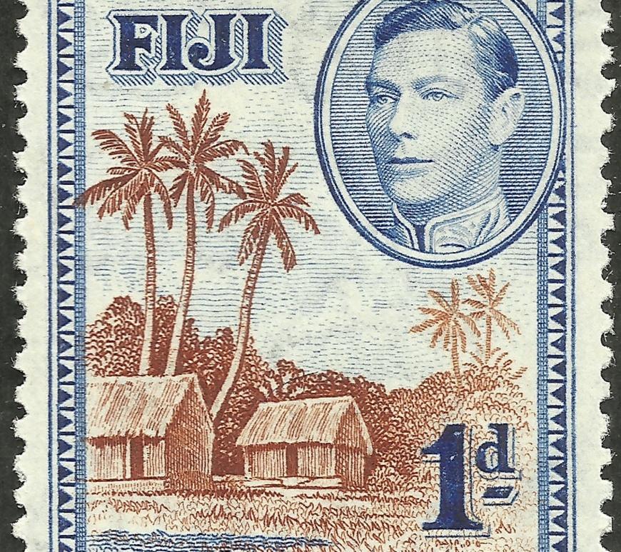 Fiji #118 (1938)