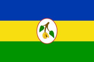 Flag of Grenada (1967-1974)