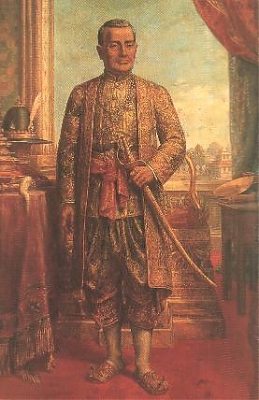 Phra Buddha Yodfa Chulaloke พระพุทธยอดฟ้าจุฬาโลก King Rama I