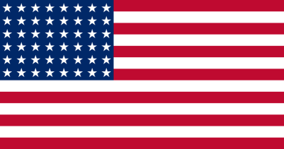 United States Flag 1912-1959
