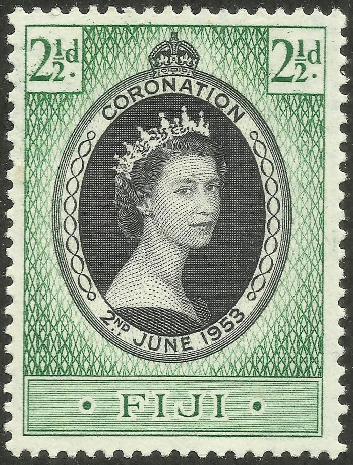 Fiji #145 (1953)