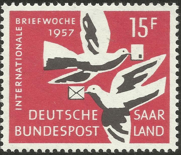 Saar #288 (1957)