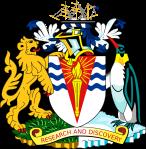 Coat of Arms of British Antarctic Territory