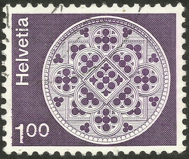 Switzerland #569 (1974)