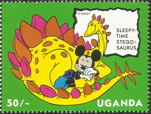 Uganda, Republic of #1174 (1993)