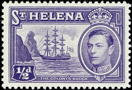 St. Helena #118 (1938)